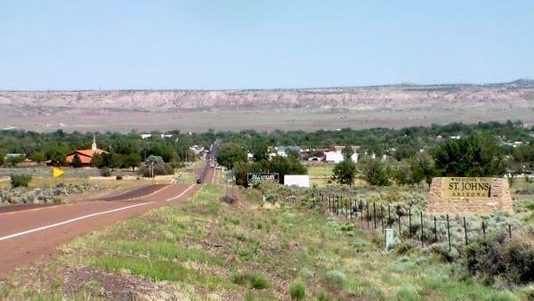 Saint Johns, Apache County, Arizona